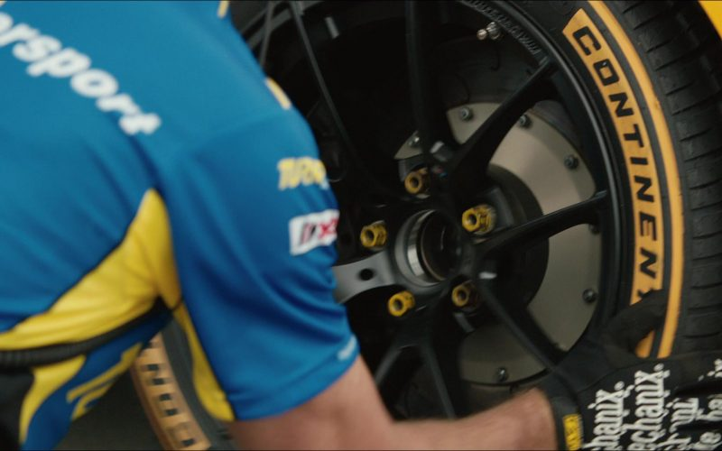 Continental Tire in The Art of Racing in the Rain (2019)