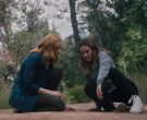 Converse All White Shoes Worn by Liana Liberato as McKenna Brady in Light as a Feather (1)