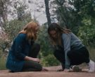 Converse All White Shoes Worn by Liana Liberato as McKenna Brady in Light as a Feather (2)