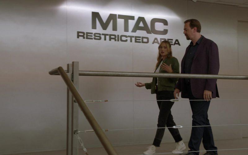 Converse Shoes Worn by Emily Wickersham as Eleanor Bishop in NCIS Season 17 Episode 3 (1)