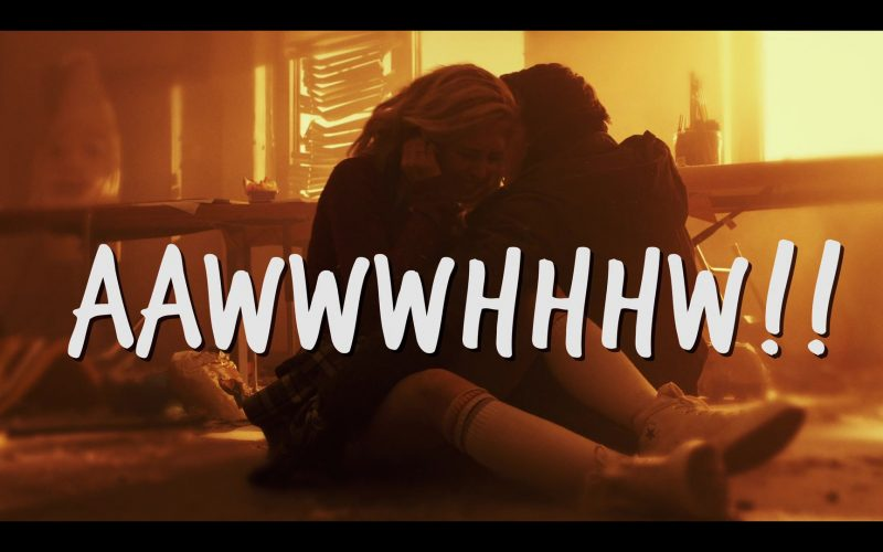 Converse Shoes Worn by Sophie Simnett as Samaira in Daybreak Season 1 Episode 10 (2)