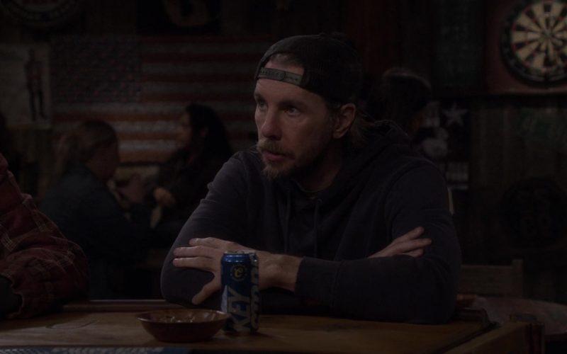 Coors Keystone Beer Enjoyed by Dax Shepard as Luke Matthews in The Ranch Season 4 Episode 8 (1)