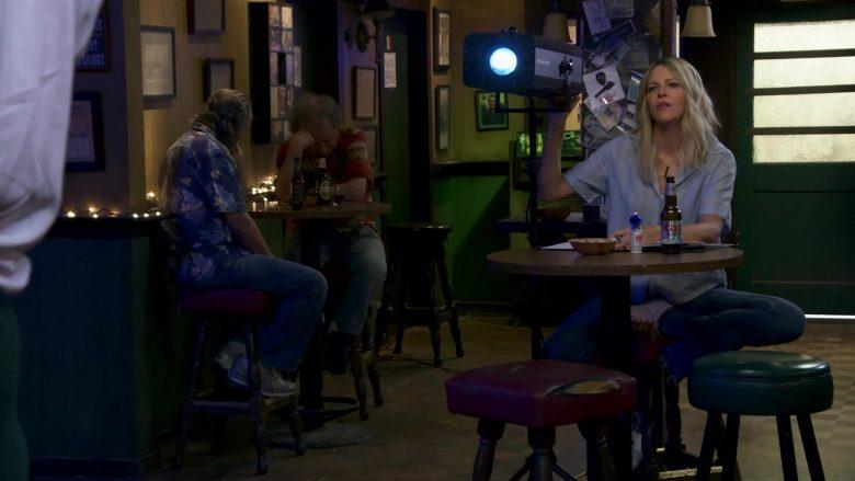 Coors Light Beer Enjoyed by Kaitlin Olson as Deandra 'Sweet Dee' Reynolds in It's Always Sunny in Philadelphia (1)