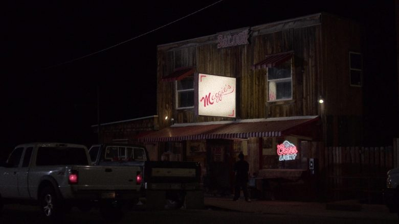 Coors Light Beer Neon Sign in The Ranch Season 4 Episode 2 I Wish You'd Stay
