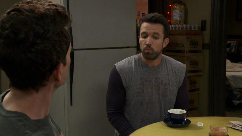 Coors Light Beer in It's Always Sunny in Philadelphia Season 14 Episode 4 The Gang Chokes (1)