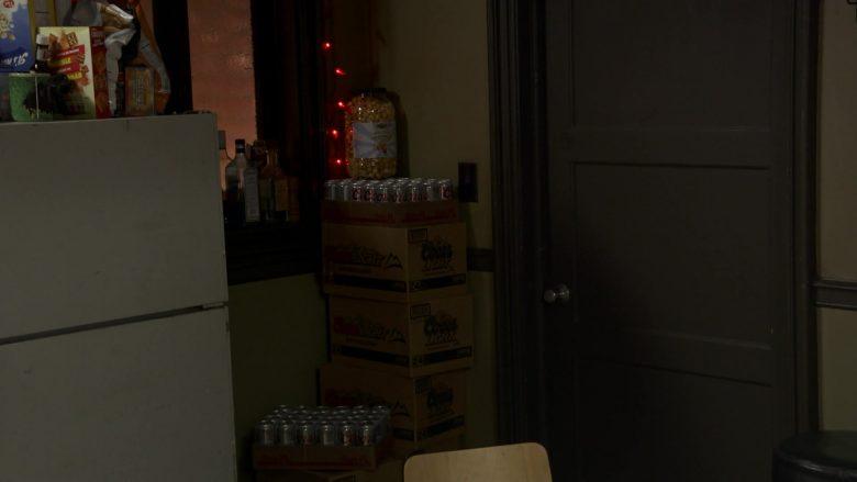 Coors Light Beer in It's Always Sunny in Philadelphia Season 14 Episode 4 The Gang Chokes (2)