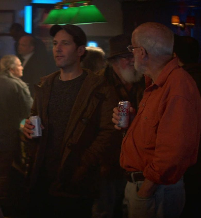 Coors Light Beer in Living with Yourself Season 1 Episode 6 Neighbors and Friends