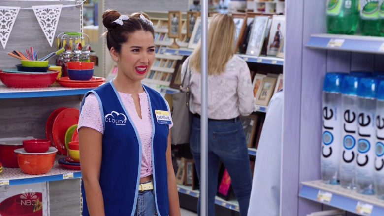 Core Water in Superstore Season 5 Episode 4 Mall Closing (2019)