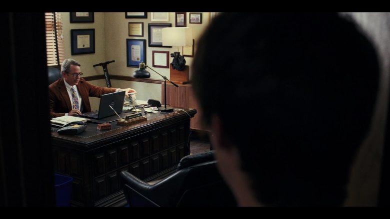 Dell Laptop Used by Matthew Broderick as Michael Burr in Daybreak Season 1 Episode 1