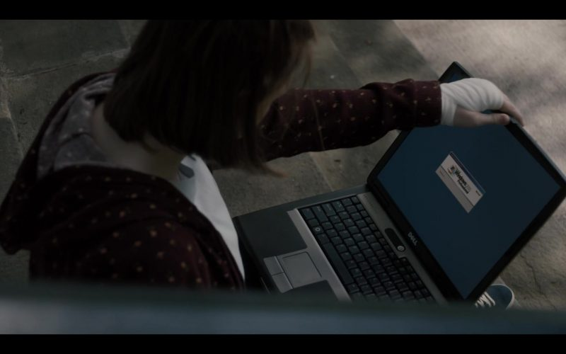 Dell Laptop in Castle Rock Season 2 Episode 4 Restore Hope (1)