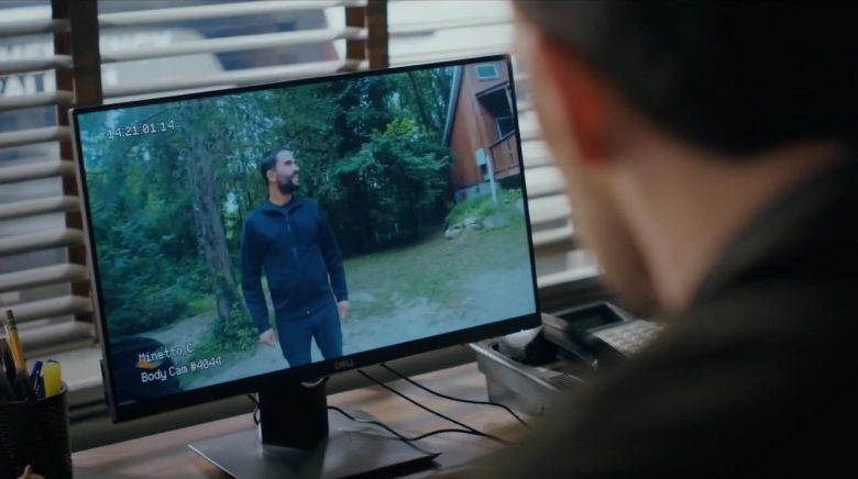 Dell Monitor in Emergence Season 1 Episode 5 RDZ9021