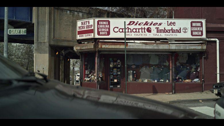 Dickies, Carhartt, Lee, Timberland Sign in Wu-Tang An American Saga Season 1 Episode 10