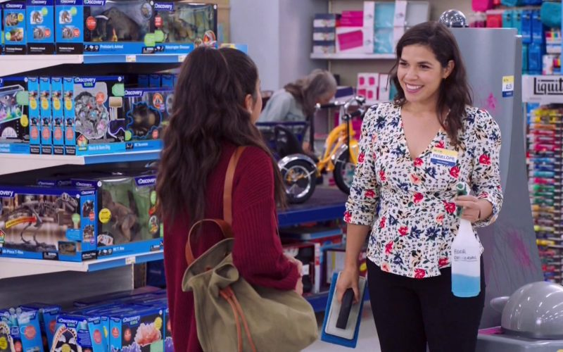 Discovery Kids Toys in Superstore Season 5 Episode 4 Mall Closing