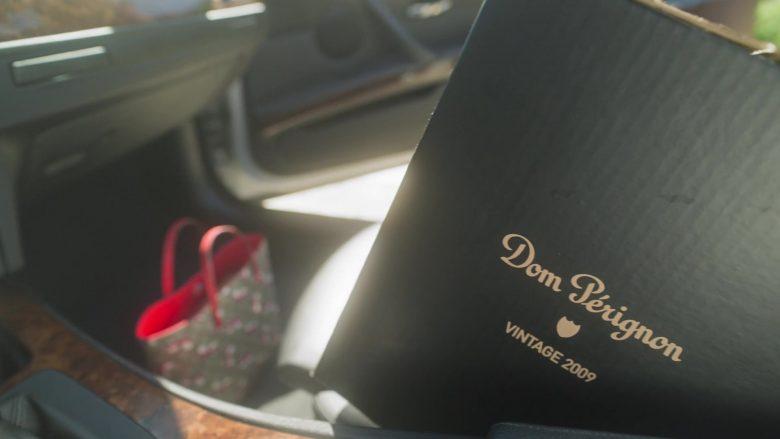 Dom Perignon Vintage 2009 Champagne in The Laundromat (2019) Movie