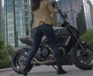 Ducati Motorcycle in Supergirl Season 5 Episode 2 (2)