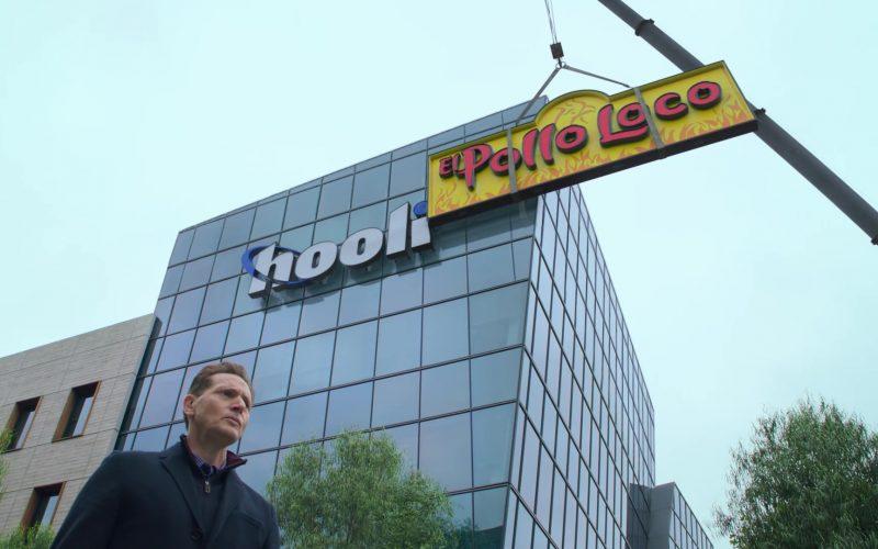 El Pollo Loco Restaurant Sign in Silicon Valley Season 6 Episode 1 (2)