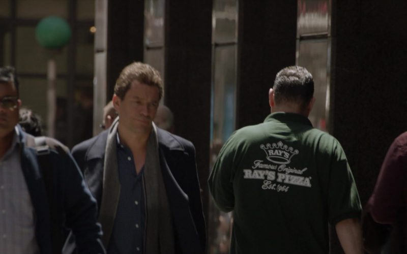 Famous Original Ray's Pizza in The Affair Season 5 Episode 8