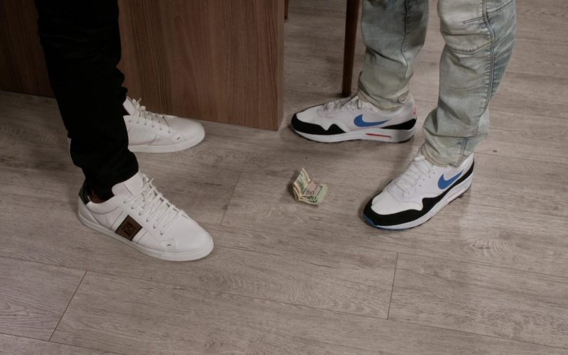 Fendi Sneakers Worn by Marcus Scribner as Andre Johnson Jr. & Nike Shoes Worn by Anthony Anderson