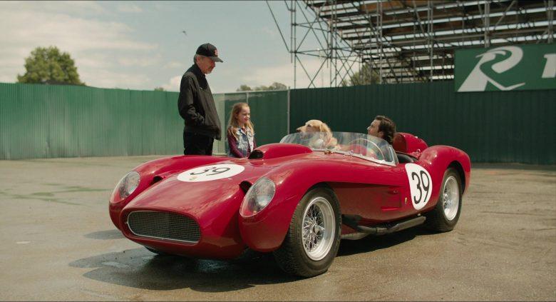 Ferrari Retro Sports Car Used by Milo Ventimiglia as Denny Swift in The Art of Racing in the Rain (1)