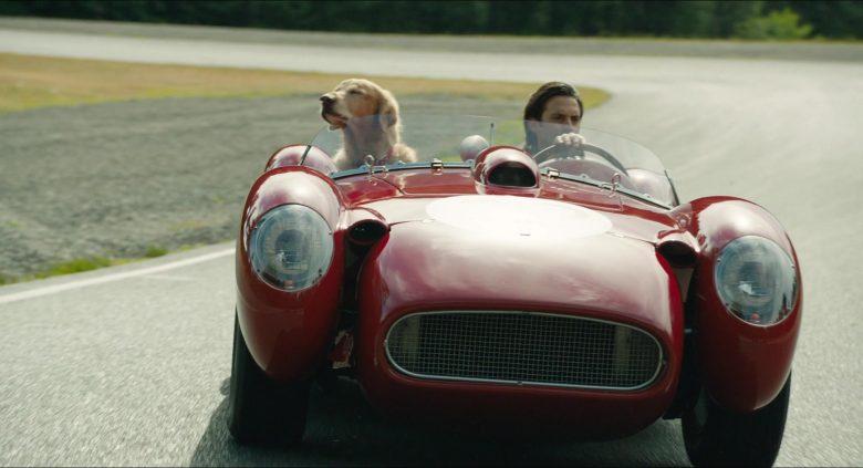 Ferrari Retro Sports Car Used by Milo Ventimiglia as Denny Swift in The Art of Racing in the Rain (10)