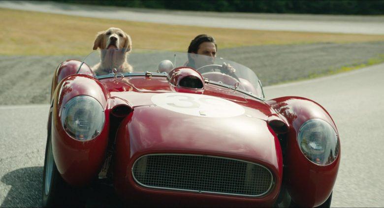 Ferrari Retro Sports Car Used by Milo Ventimiglia as Denny Swift in The Art of Racing in the Rain (11)