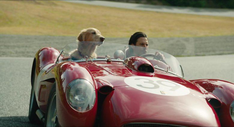 Ferrari Retro Sports Car Used by Milo Ventimiglia as Denny Swift in The Art of Racing in the Rain (12)