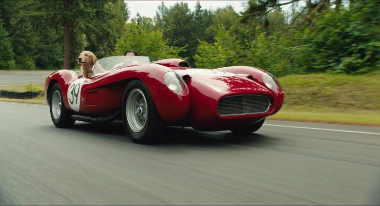 Ferrari Retro Sports Car Used by Milo Ventimiglia as Denny Swift in The Art of Racing in the Rain (13)