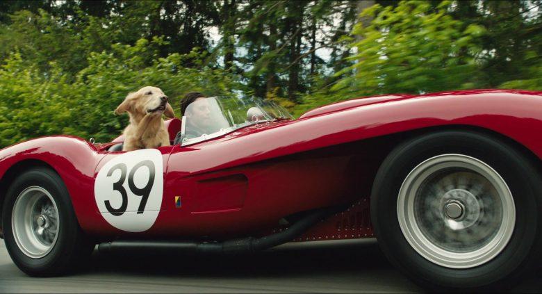 Ferrari Retro Sports Car Used by Milo Ventimiglia as Denny Swift in The Art of Racing in the Rain (14)