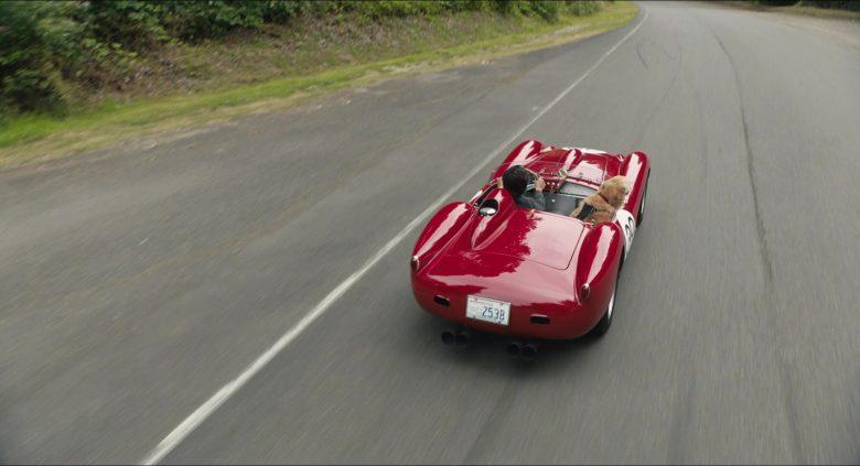 Ferrari Retro Sports Car Used by Milo Ventimiglia as Denny Swift in The Art of Racing in the Rain (15)