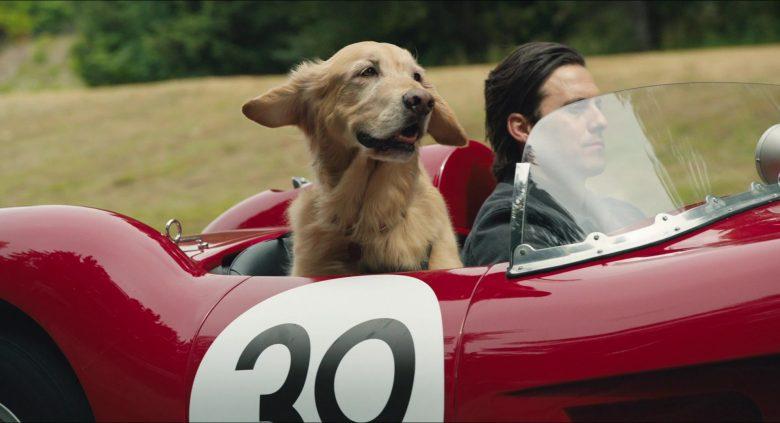 Ferrari Retro Sports Car Used by Milo Ventimiglia as Denny Swift in The Art of Racing in the Rain (17)