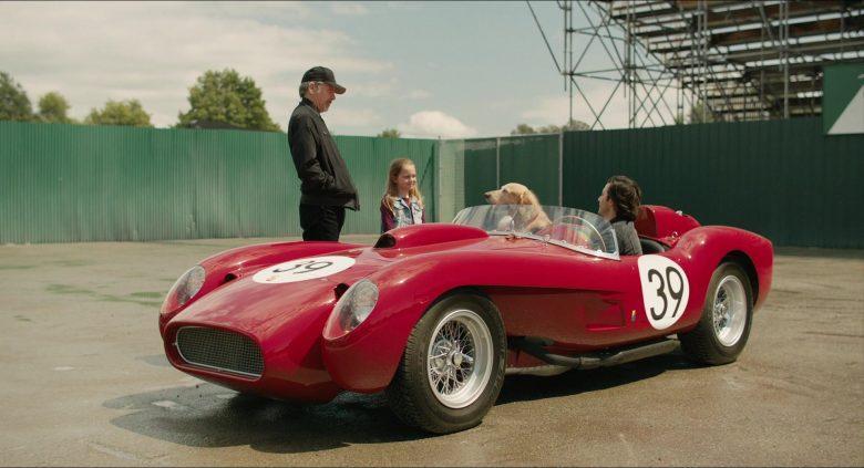 Ferrari Retro Sports Car Used by Milo Ventimiglia as Denny Swift in The Art of Racing in the Rain (2)