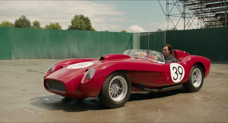 Ferrari Retro Sports Car Used by Milo Ventimiglia as Denny Swift in The Art of Racing in the Rain (3)