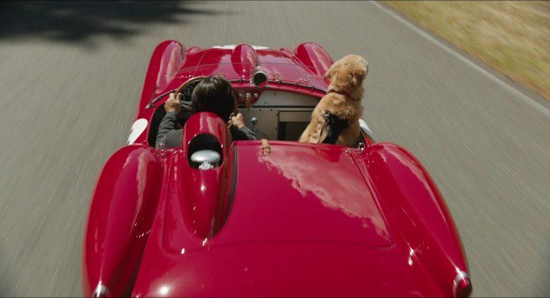 Ferrari Retro Sports Car Used by Milo Ventimiglia as Denny Swift in The Art of Racing in the Rain (4)