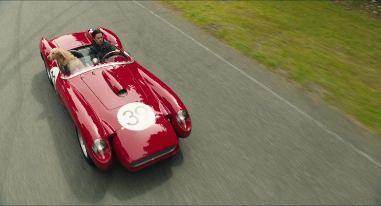 Ferrari Retro Sports Car Used by Milo Ventimiglia as Denny Swift in The Art of Racing in the Rain (6)