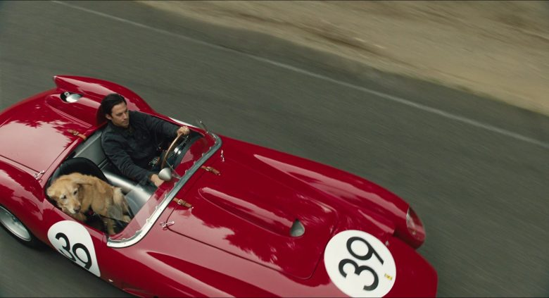 Ferrari Retro Sports Car Used by Milo Ventimiglia as Denny Swift in The Art of Racing in the Rain (7)