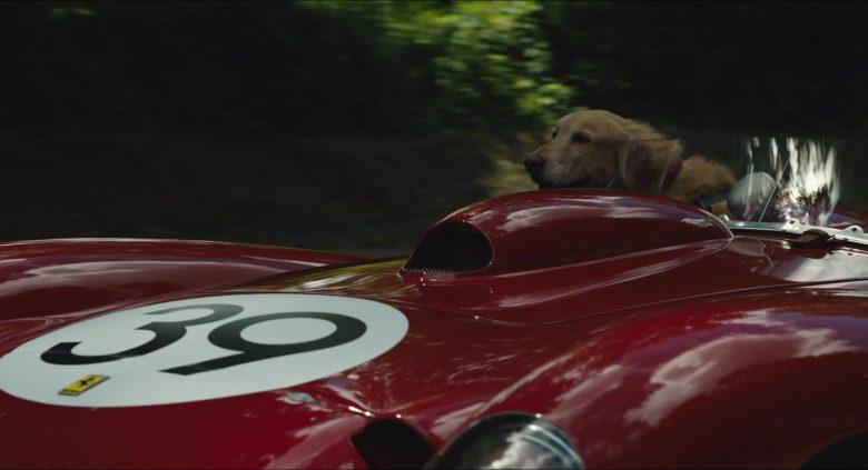 Ferrari Retro Sports Car Used by Milo Ventimiglia as Denny Swift in The Art of Racing in the Rain (8)