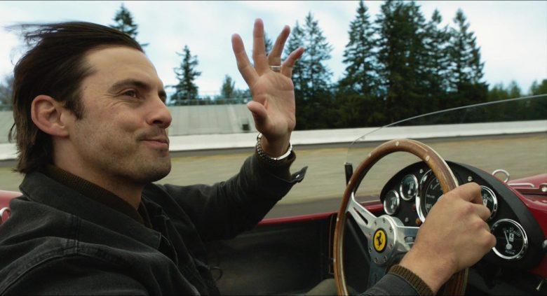 Ferrari Retro Sports Car Used by Milo Ventimiglia as Denny Swift in The Art of Racing in the Rain (9)