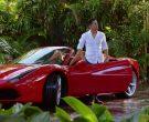 Ferrari Sports Car Driven by Jay Hernandez as Thomas Magnum ...