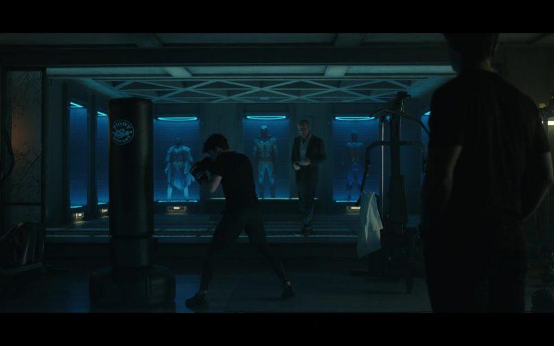 Fight Monkey Free Standing Heavy Bag in Titans Season 2 Episode 7 Bruce Wayne (1)