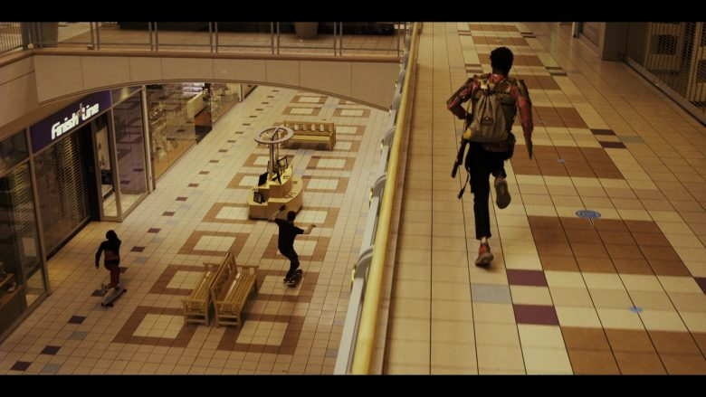Finish Line Store in Daybreak Season 1 Episode 5 (1)