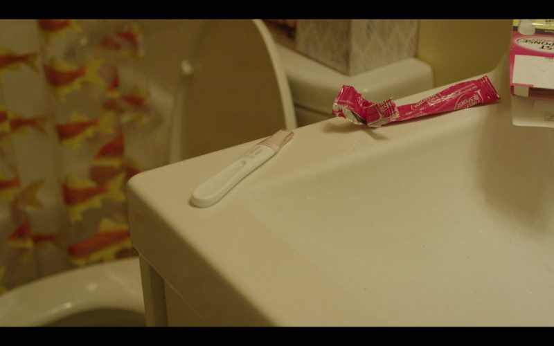 First Response Pregnancy Test in Modern Love Season 1 Episode 1 (2)