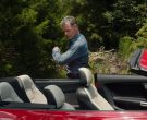 Ford Mustang Convertible Red Sports Car Used by Bruce Greenwood in The Resident (3)
