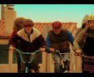 Fox Racing Red Cap in Daybreak Season 1 Episode 4 MMMMMMM-H...