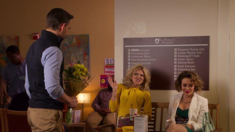 Franzia Wine Enjoyed by Arden Myrin as Regina Sinclair and Alyssa Milano as Coralee Huggens-Armstrong (4)