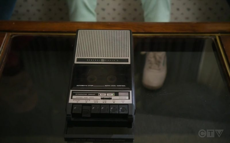 General Electric Recorder in The Goldbergs Season 7 Episode 4 Animal House