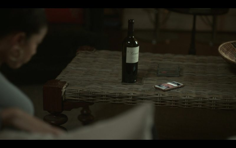 Girard Wine Enjoyed by Alisha Wainwright as Nicole Warren in Raising Dion (1)