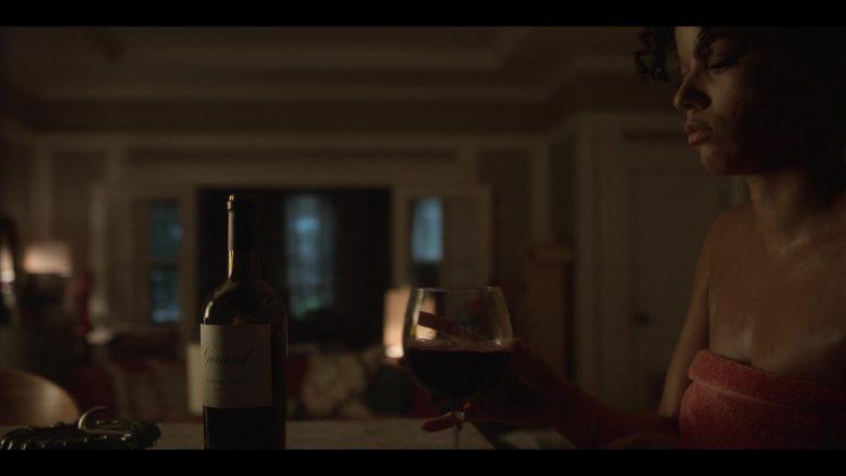 Girard Wine Enjoyed by Alisha Wainwright as Nicole Warren in Raising Dion (2)