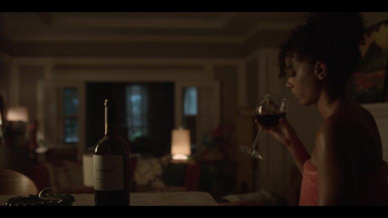 Girard Wine Enjoyed by Alisha Wainwright as Nicole Warren in Raising Dion (3)