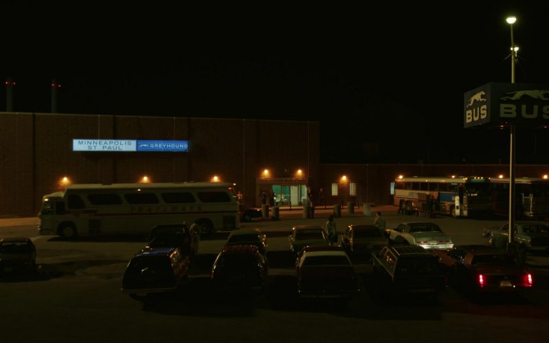 "Greyhound Bus Station in The Deuce Season 3 Episode 7 ""That's a Wrap"""