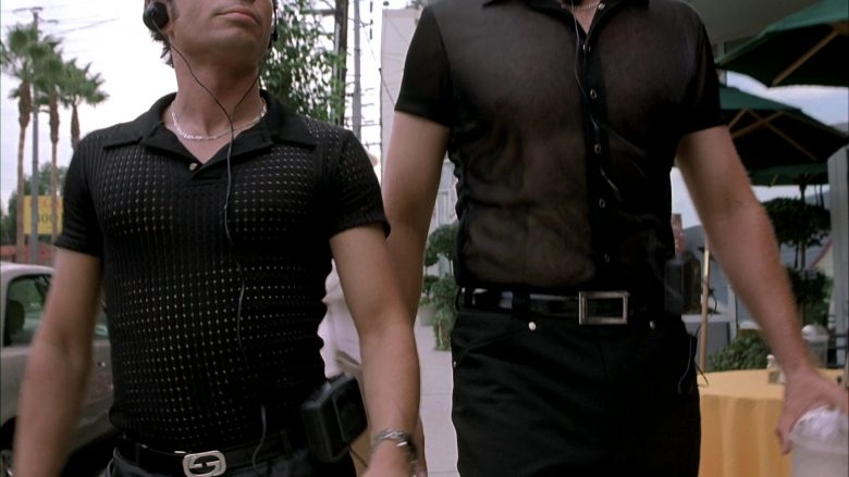 Gucci Belt Worn by Chris Kattan as Doug Butabi in A Night at the Roxbury (1)